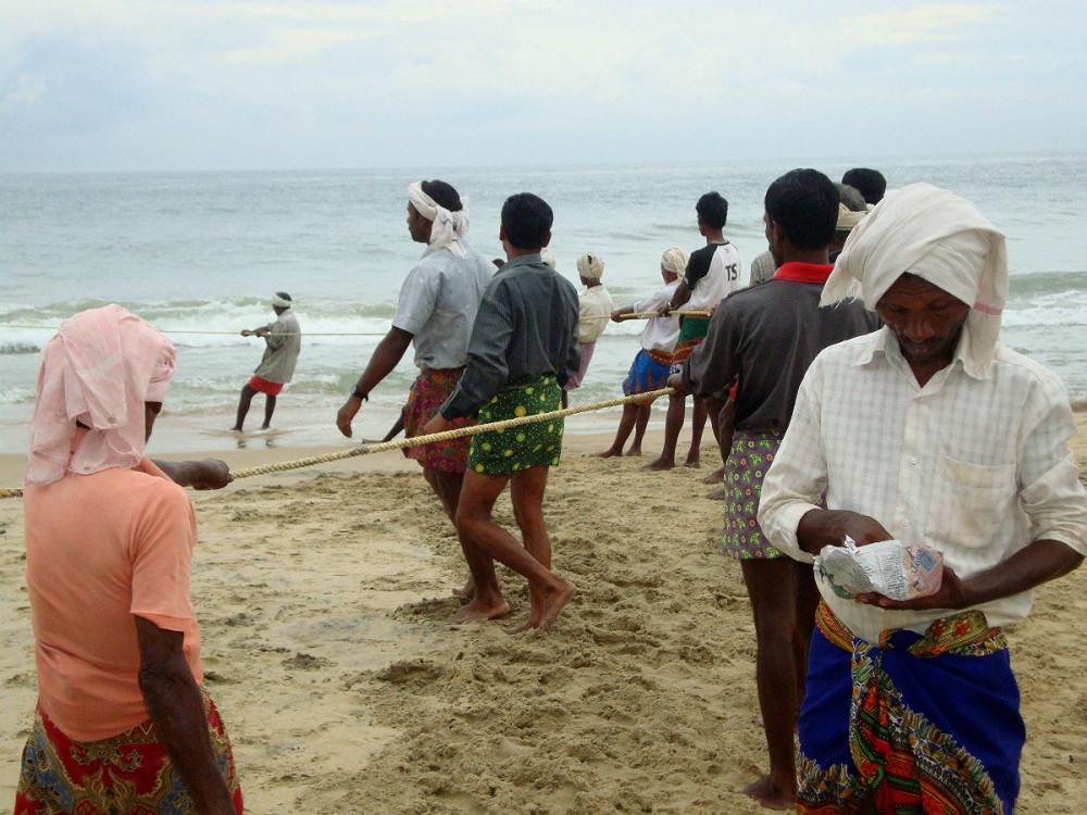 Индия. Рыбаки20
