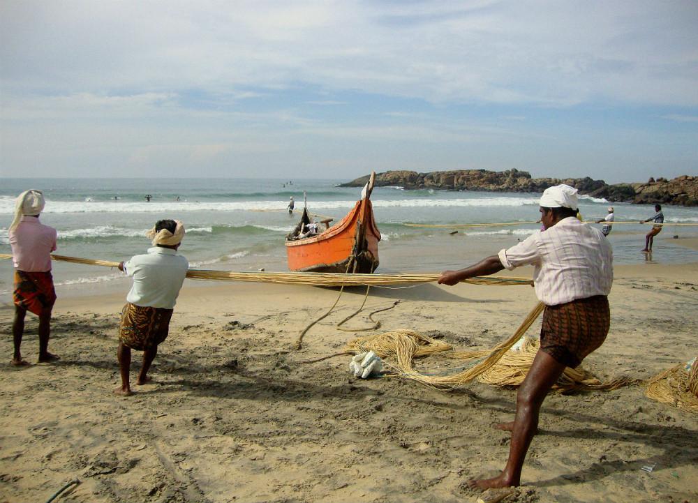 Индия. Рыбаки21