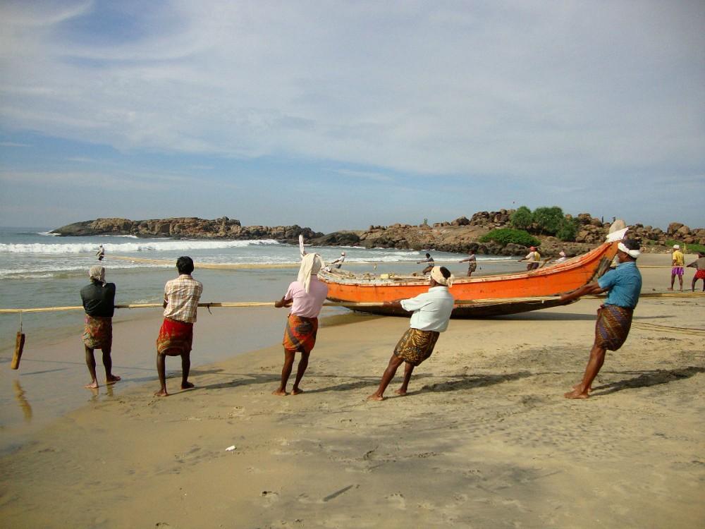 Индия. Рыбаки22
