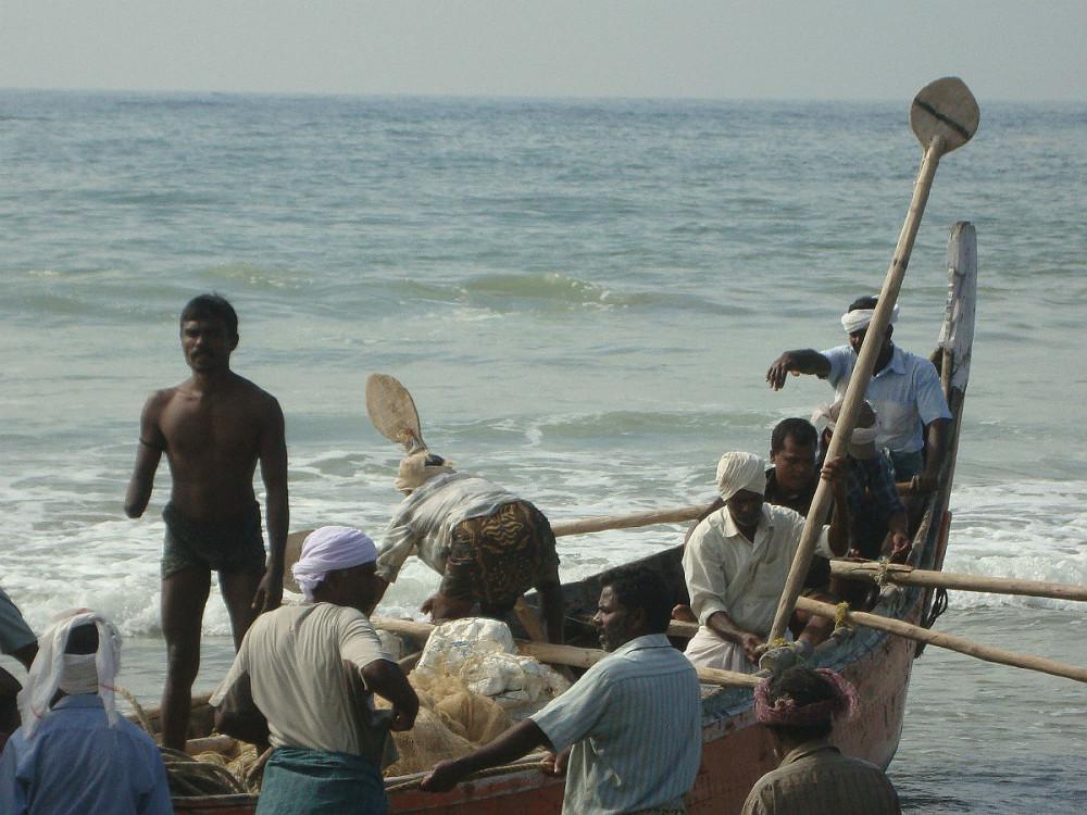 Индия. Рыбаки25