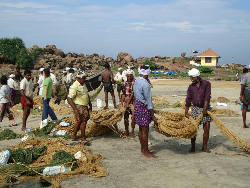 Индия. Рыбаки26