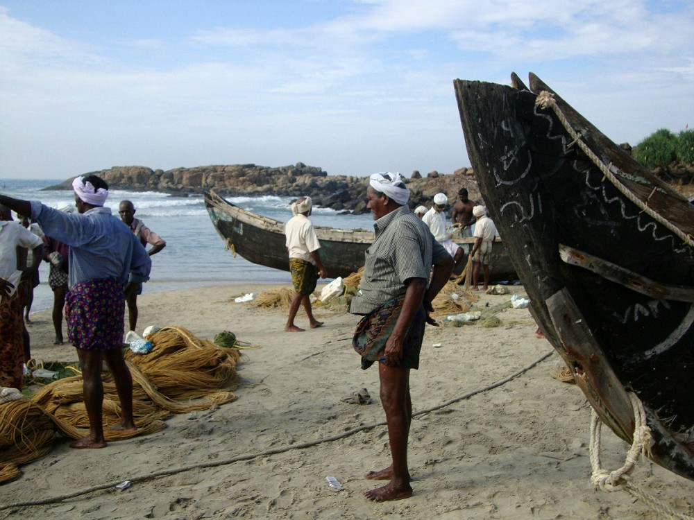 Индия. Рыбаки27