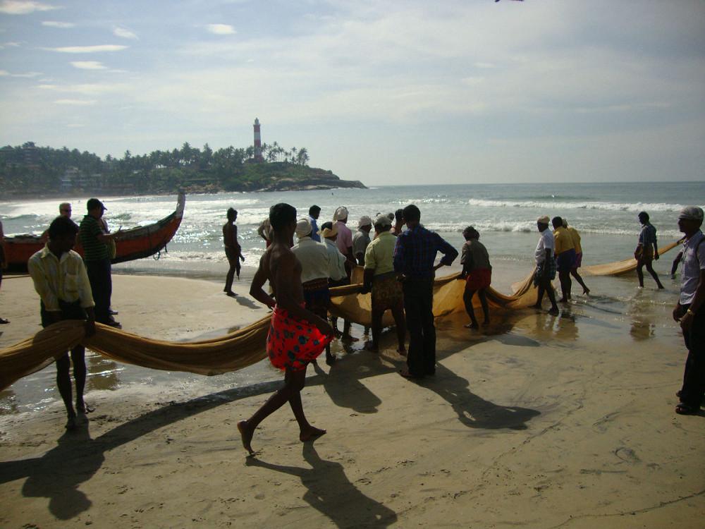 Индия. Рыбаки28