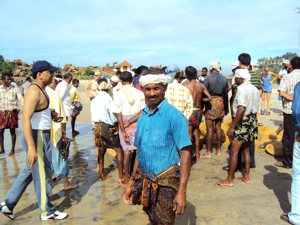 Индия. Рыбаки29