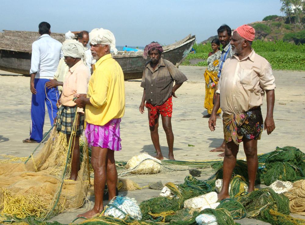 Индия. Рыбаки35