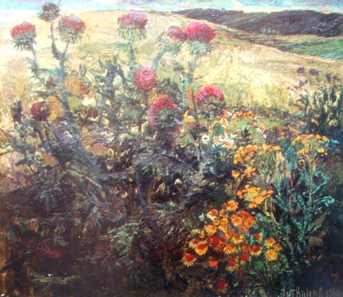Литвинов_Папоротник цветет