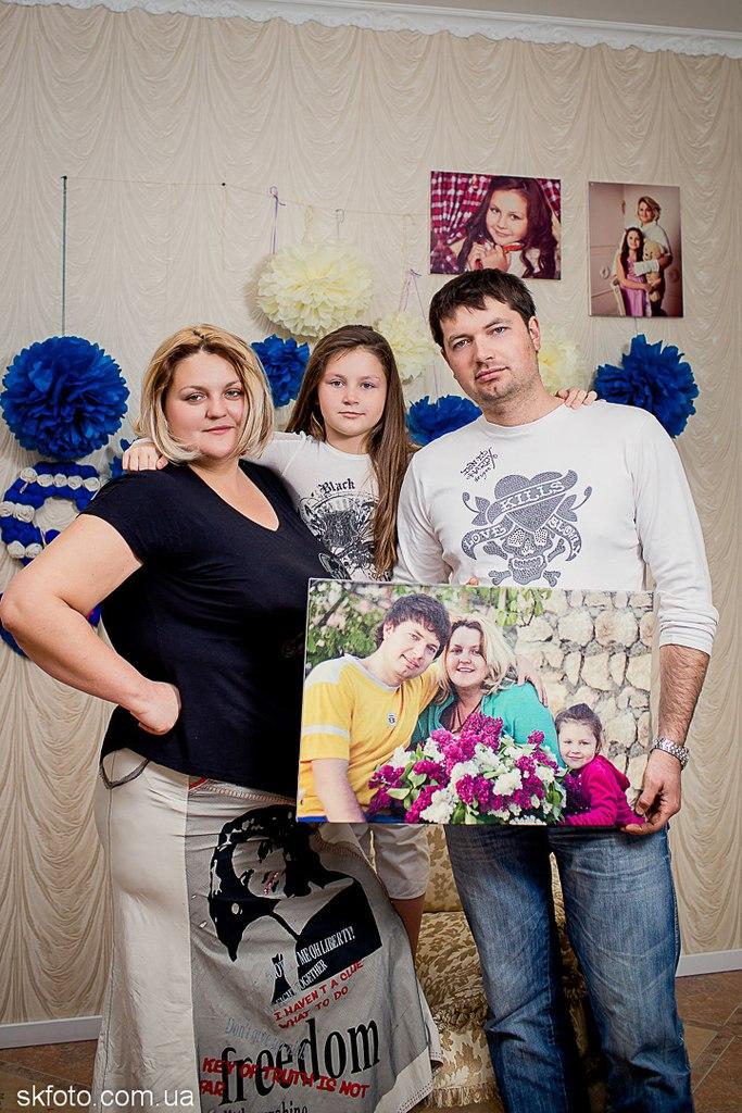 Семейная фотография 3