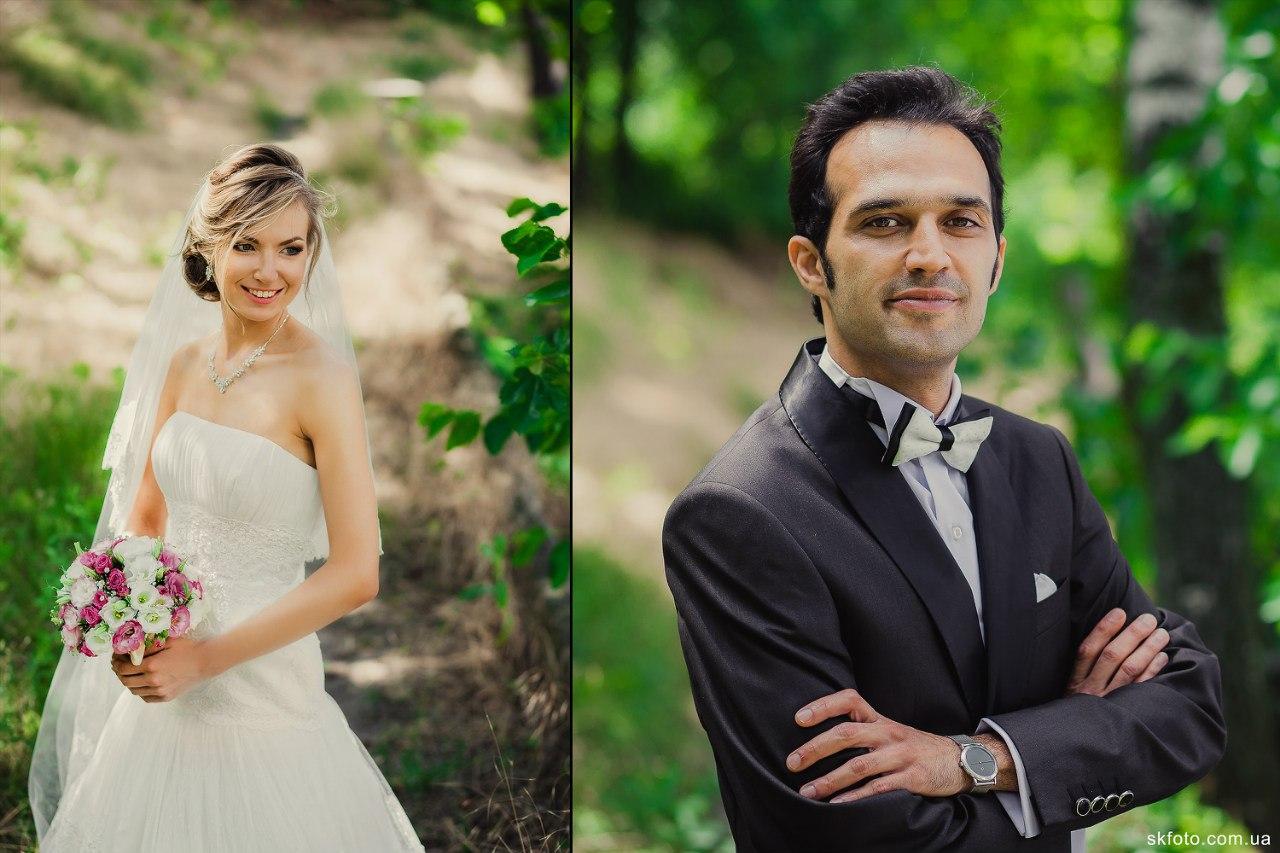 Свадьба Ирины и Ахмада