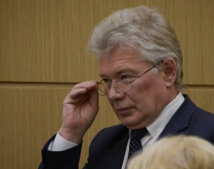 заместитель председателя Верховного суда РФ Сергей Валентинович Рудаков