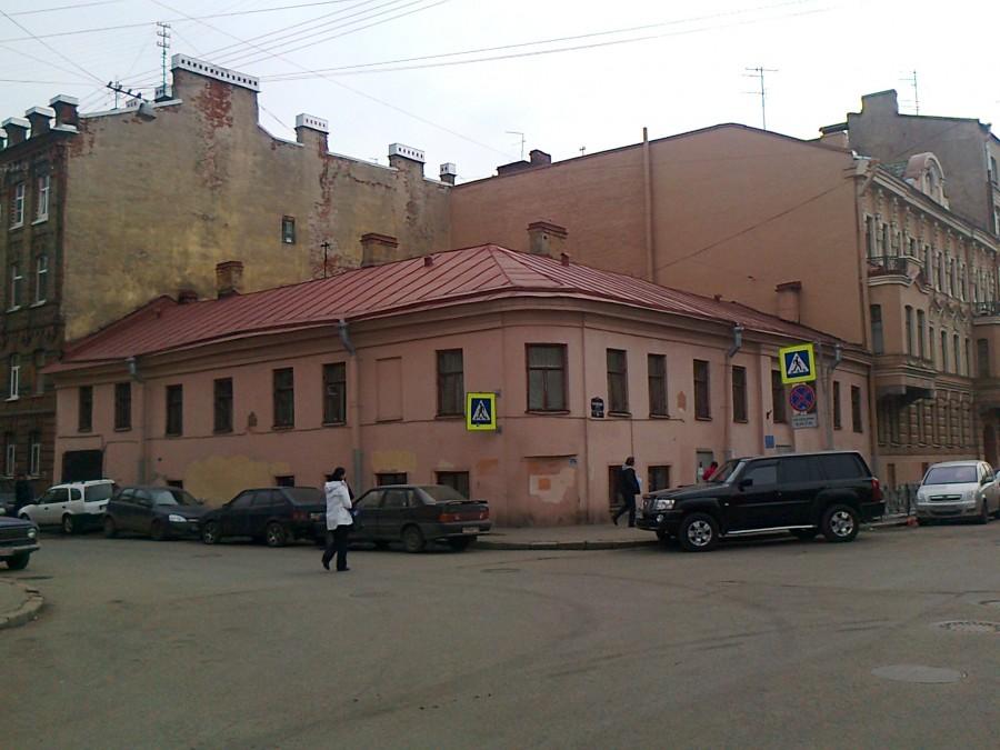ЖКС 1 Адмиралтейского района