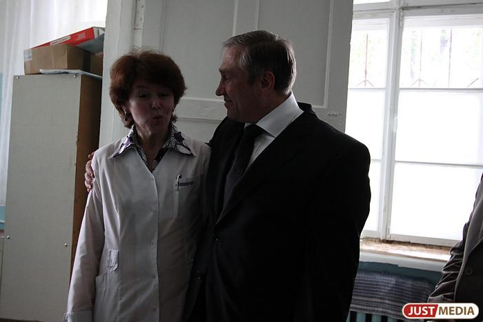 Миненко и врач