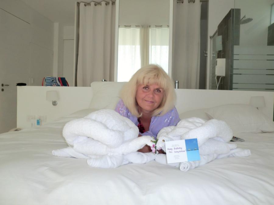 Солнышкина в постели