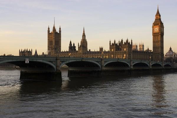 Солнышкина в Лондоне