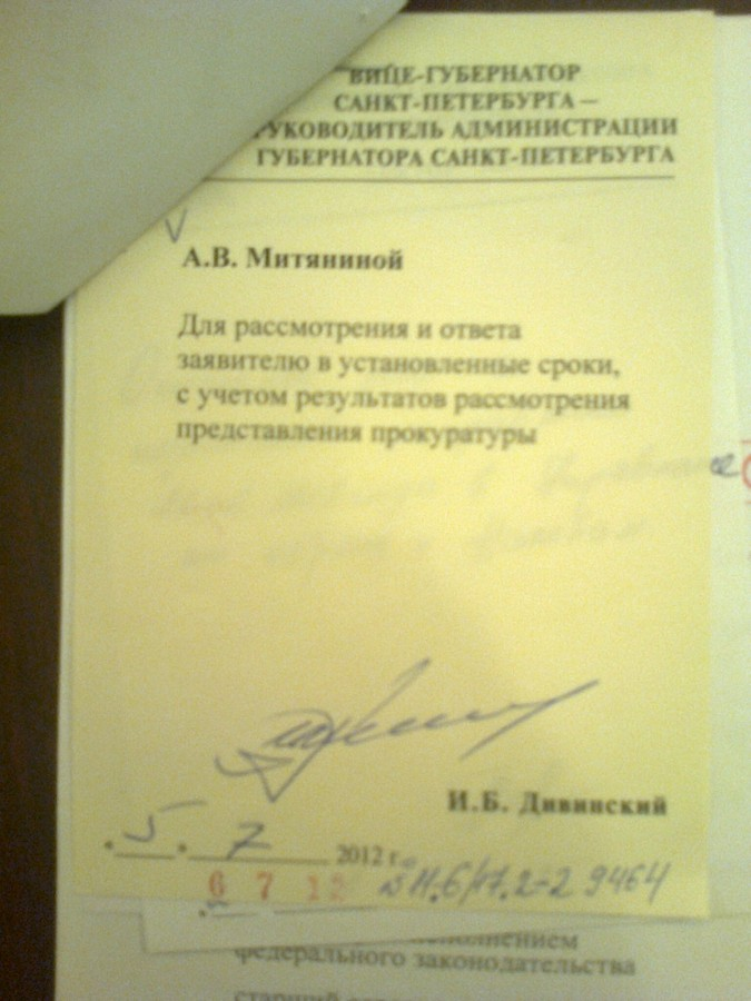 виза Дивинского