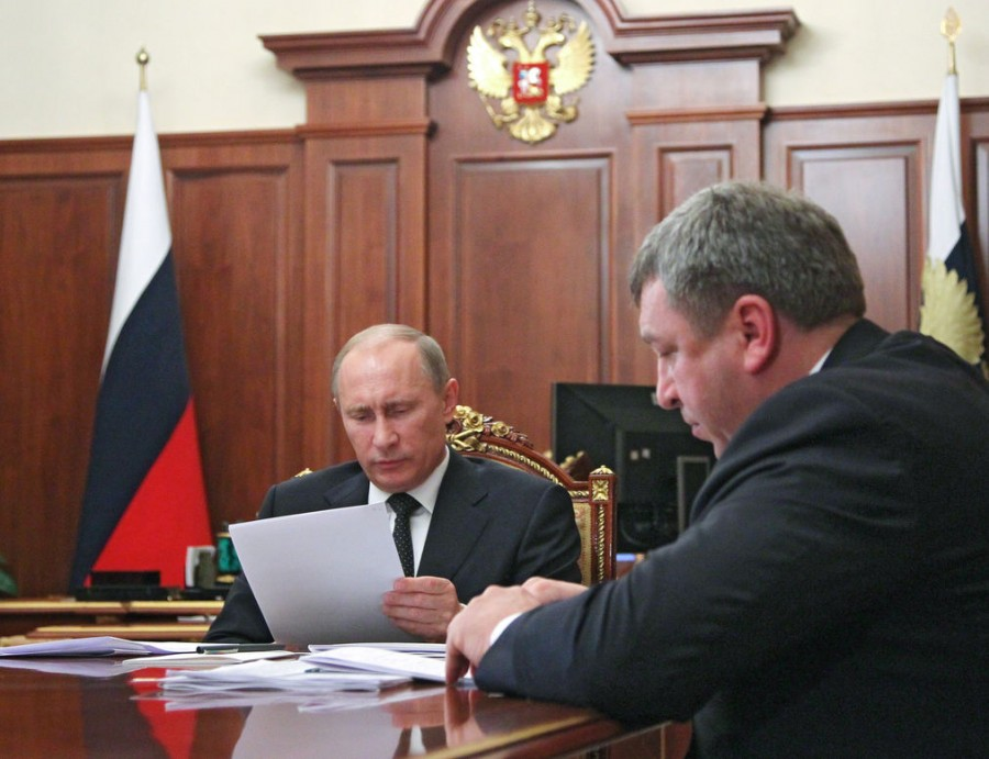 Албин и Путин