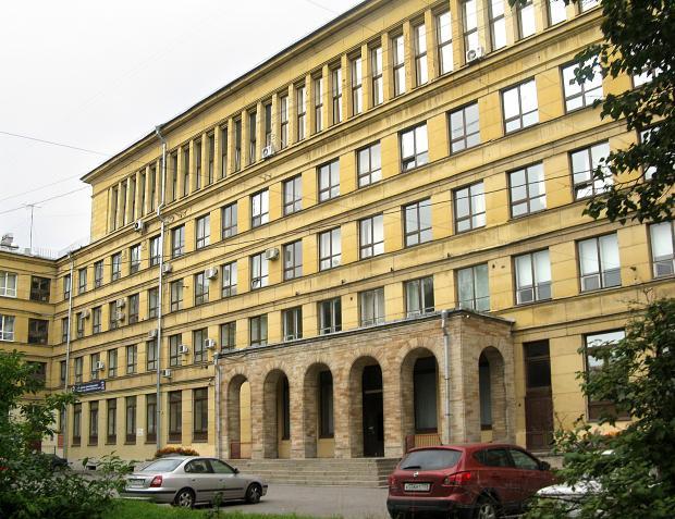 СУ СК здание