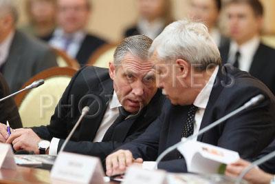 Миненко и Полтавченко