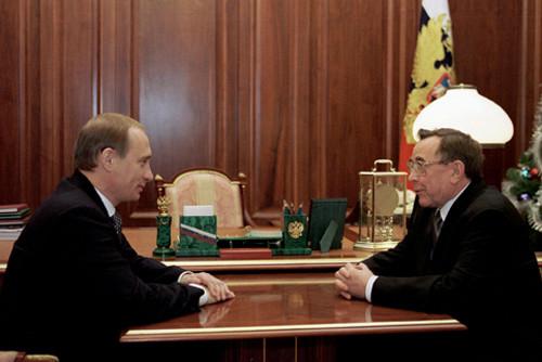 Путин и Яковлев