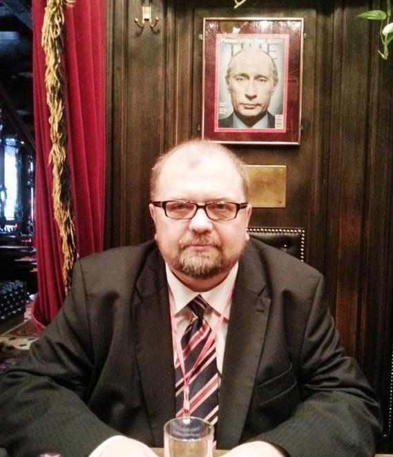 Карачевцев И.А. и Путин В.В.
