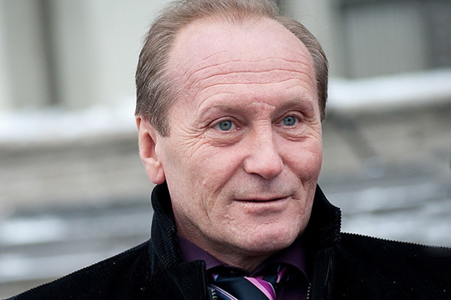 Председатель комитета по благоустройству Санкт-Петербурга Рублевский Владимир Викторович