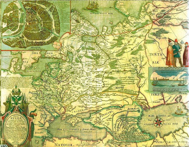 Герритс Гессель 1613