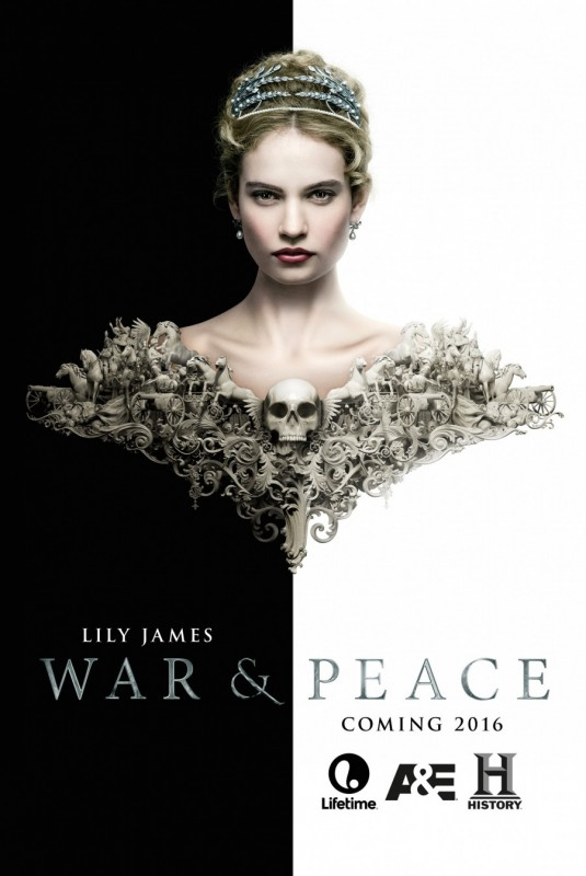 War-and-Peace-Poster-Lily-James-900x1345