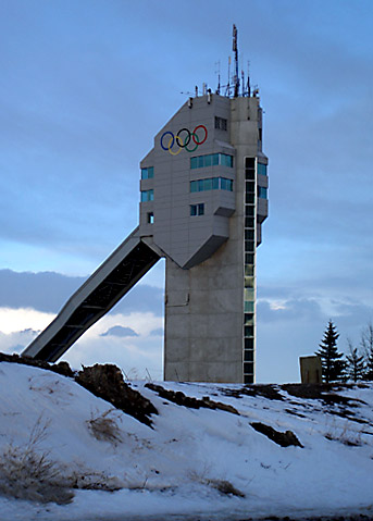 Olympic Park, Calgary AB