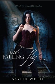 'and Falling, Fly' cover