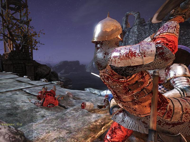 "Chivalry: Medieval Warfare запуск по сети (кооператив) "" puzzled.ru - сайт про игры, игры по сети, кооперативные игры, новости и"