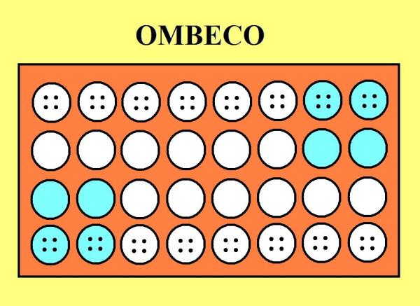 Омвесо - начальное расположение