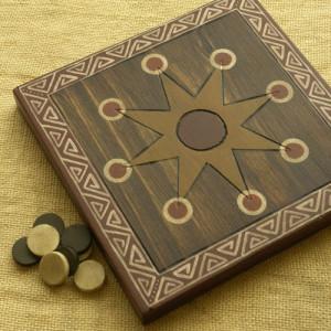 Mu Torere (Maori tribes)