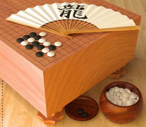 Классический японский набор для Го