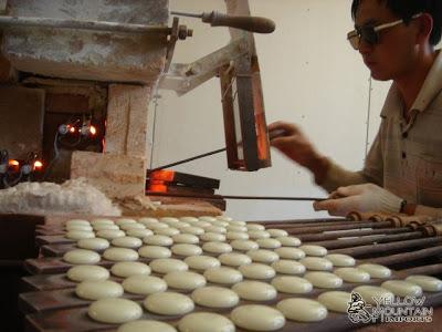Изготовление камней из юнзи