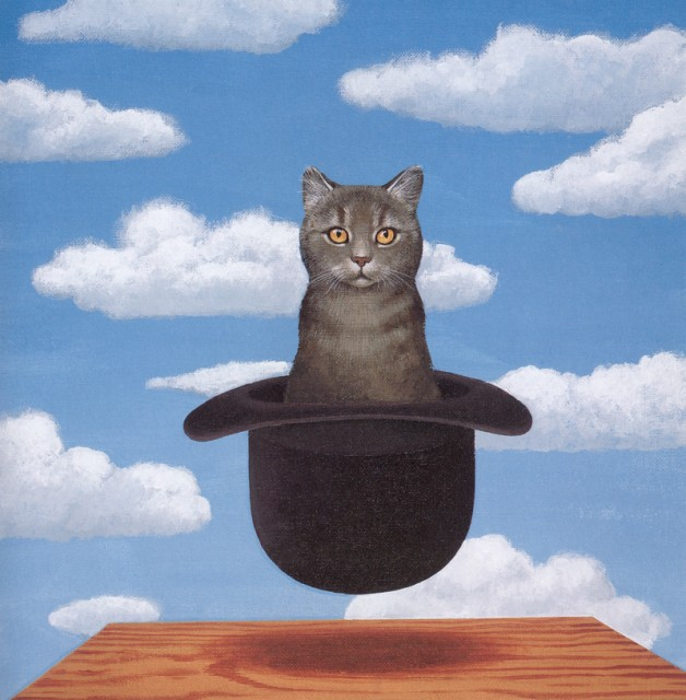 Picture This Photography And Graphics: Рене Магритт (Rene Magritte)