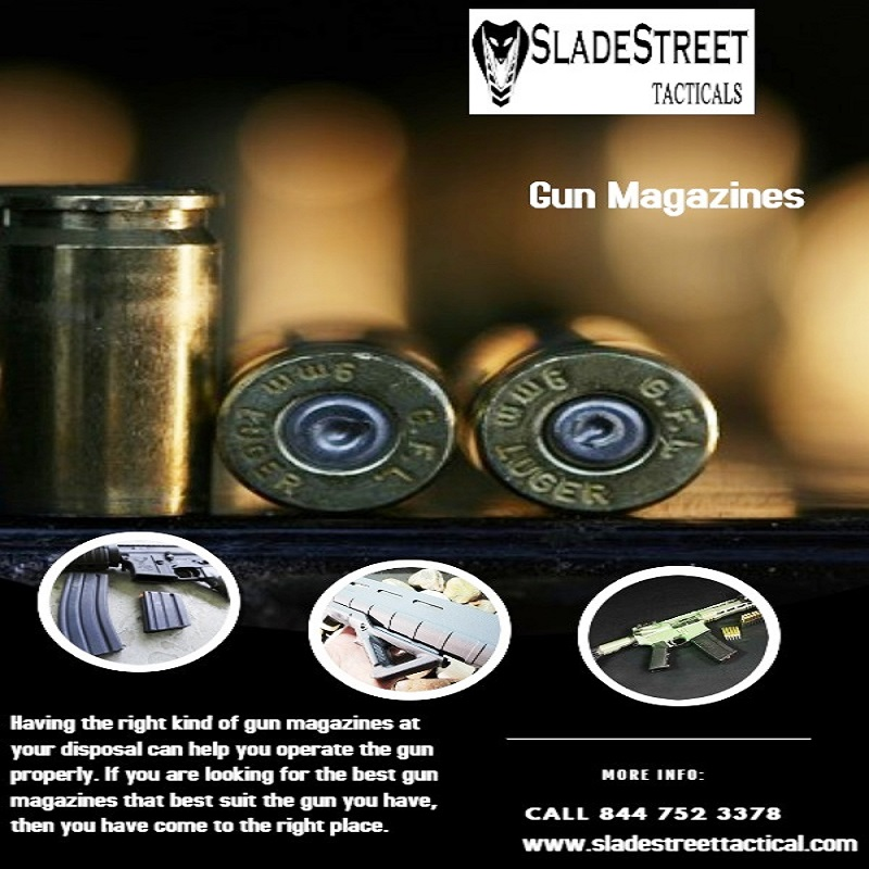 Purchasing The Most Reliable Gun Magazines For Your Gun
