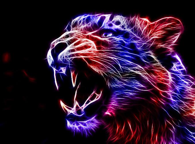 fractal_snow_leopard_by_minimoo64-d3c40g8