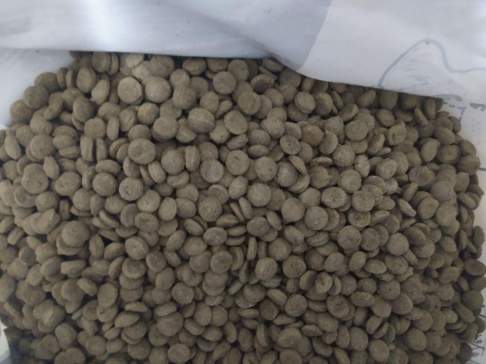 Вид гранул корма Пробаланс