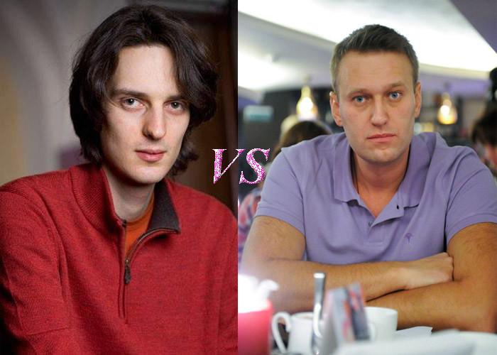 Кац и Навальный