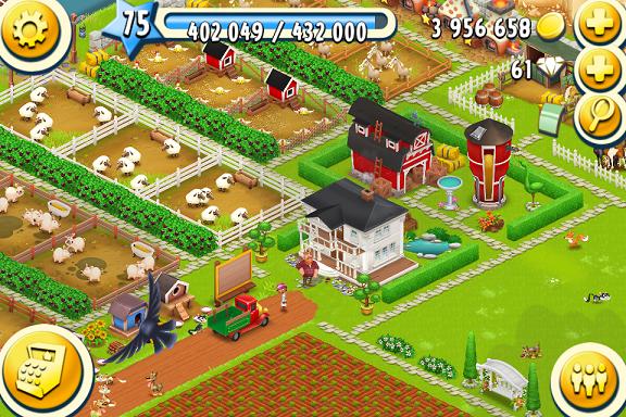 скачать бесплатно игру Hay Day на планшет - фото 4