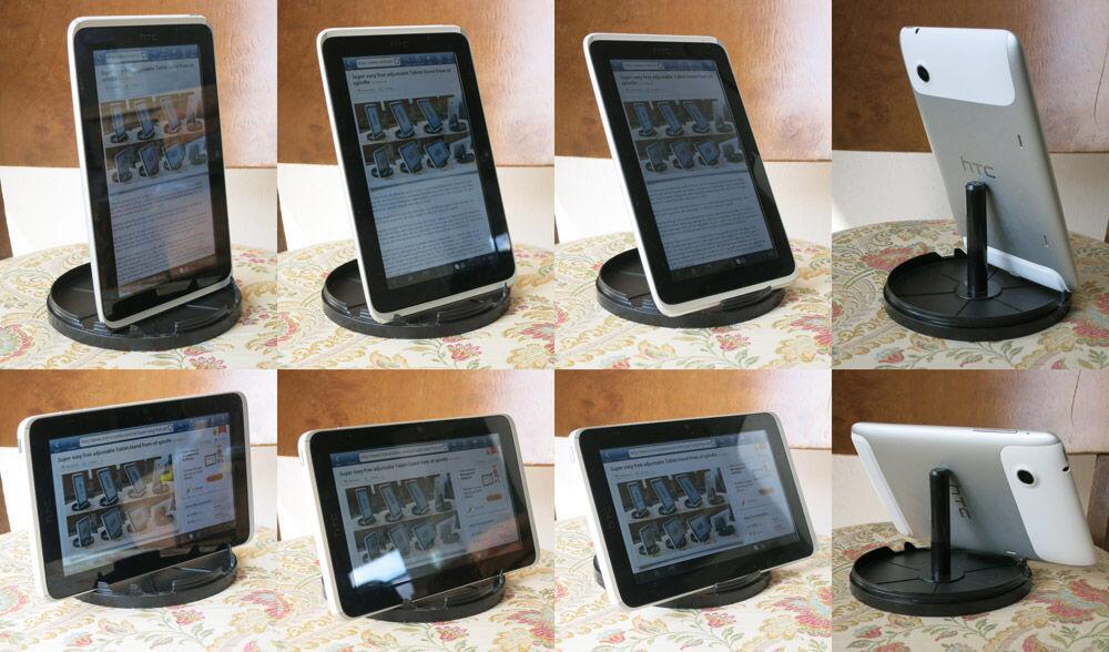Подставки для планшетов своими руками