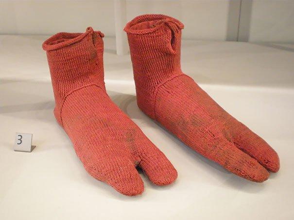 древнейшие-носки