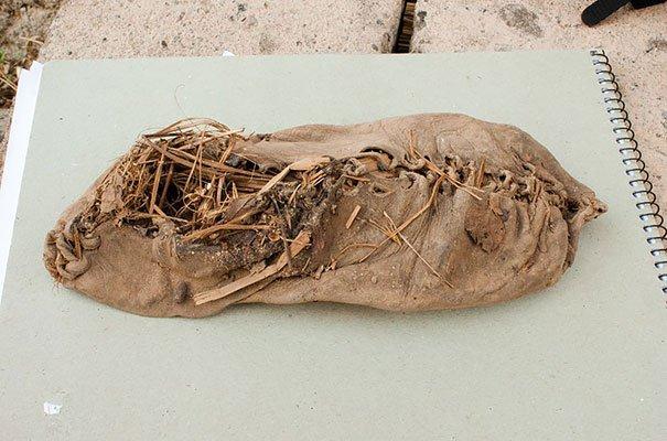 древнейший-ботинок