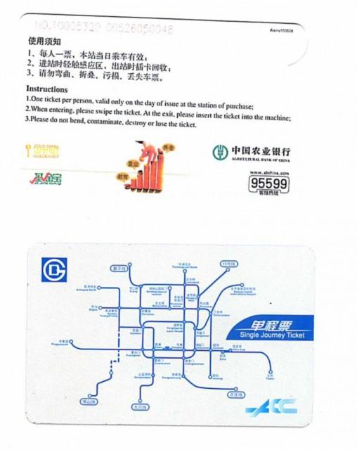 Все перроны пекинского