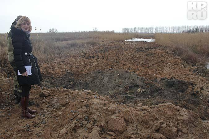 Нету тела - нету дела... Сердюковскую дорогу уничтожили. 4794620