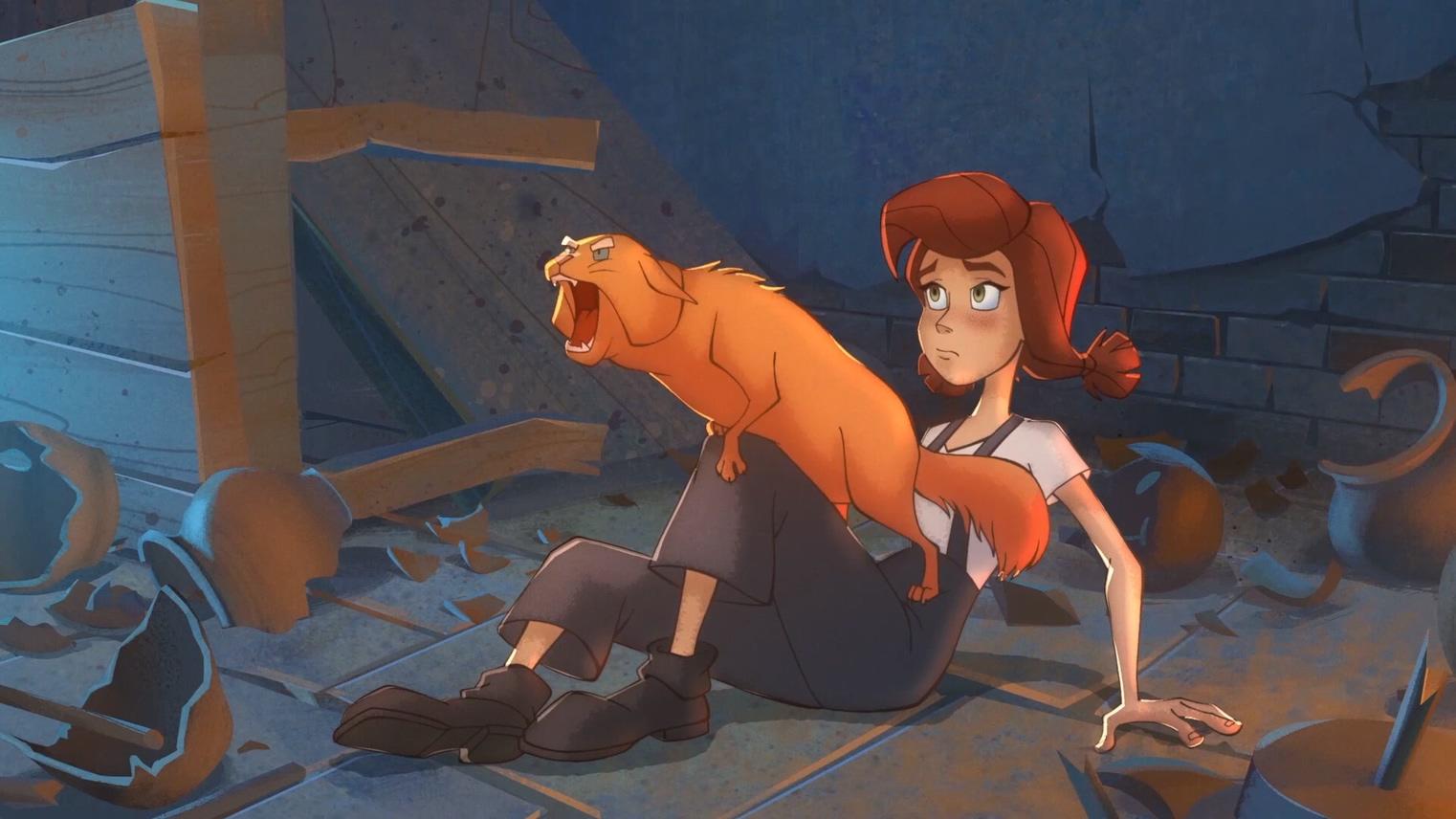 Рецензия Ginger's Tale с картинками