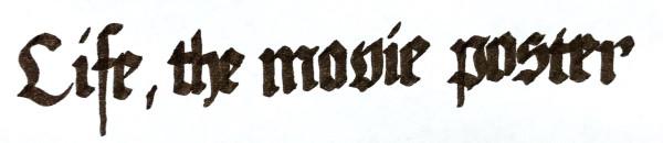 fraktur headline