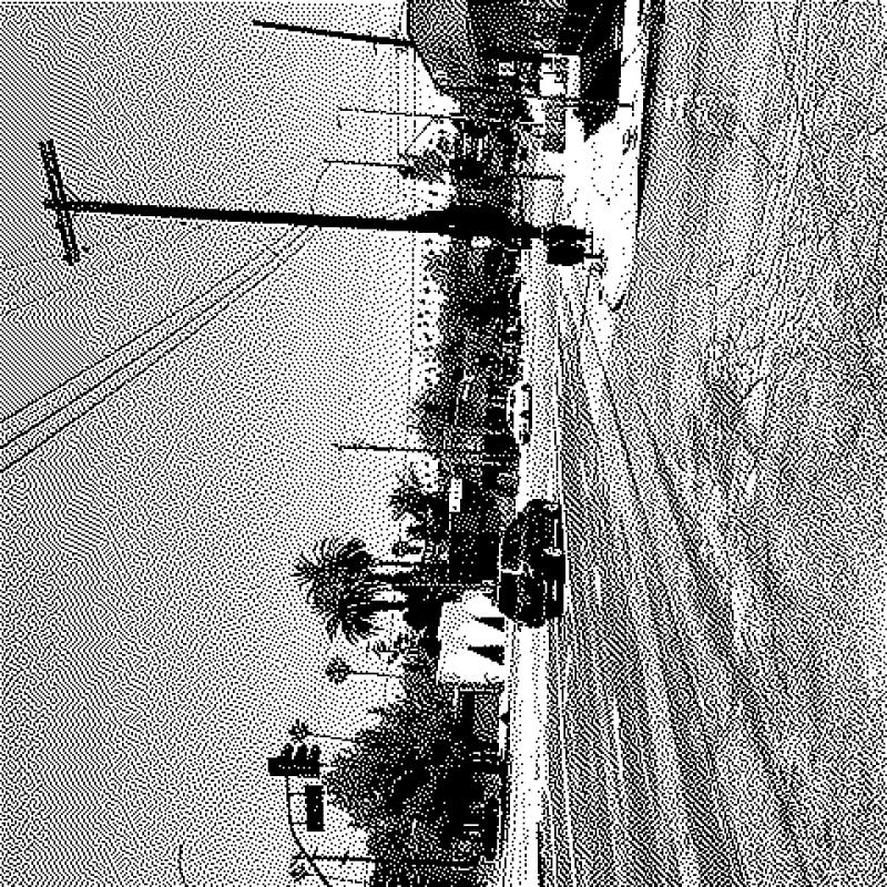 Corner of Liberty St and Montana St.