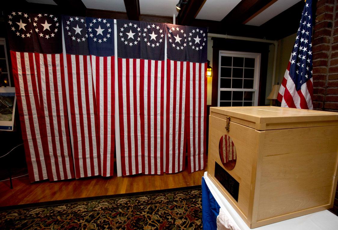 Кто станет новым президентом США - Хиллари Клинтон или Дональд Трамп? Опрос