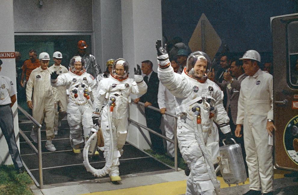Американцы на Луне: прорыв или афера?