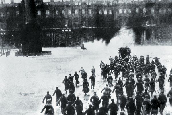 Октябрьская революция 1917 года — прорыв или трагедия? Опрос